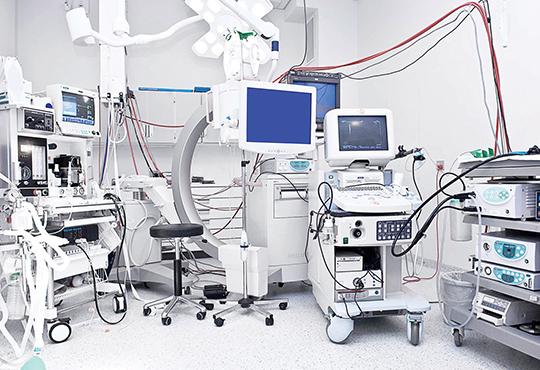 بيع مستلزمات طبية و صناعة مطهرات طبية و تجهيز العيادات