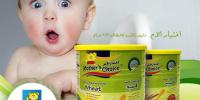 دقيق حليب للاطفال